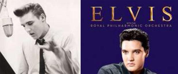 Elvis Album Giveaway!